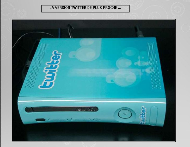 XBOX 360 : Edition FACEBOOK & TWITTER Face_t13