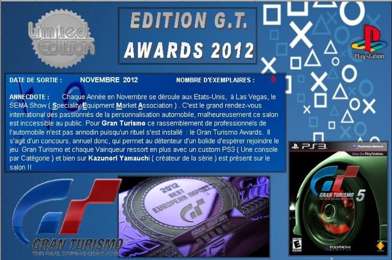 PLAYSTATION 3 : Edition GT AWARDS 2012 Gt_20119