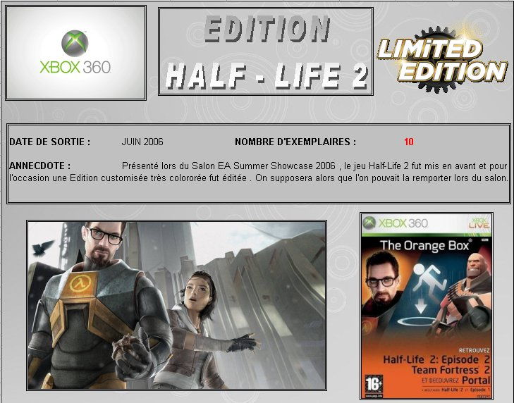 XBOX 360 : Edition HALF LIFE 2 Half_l10