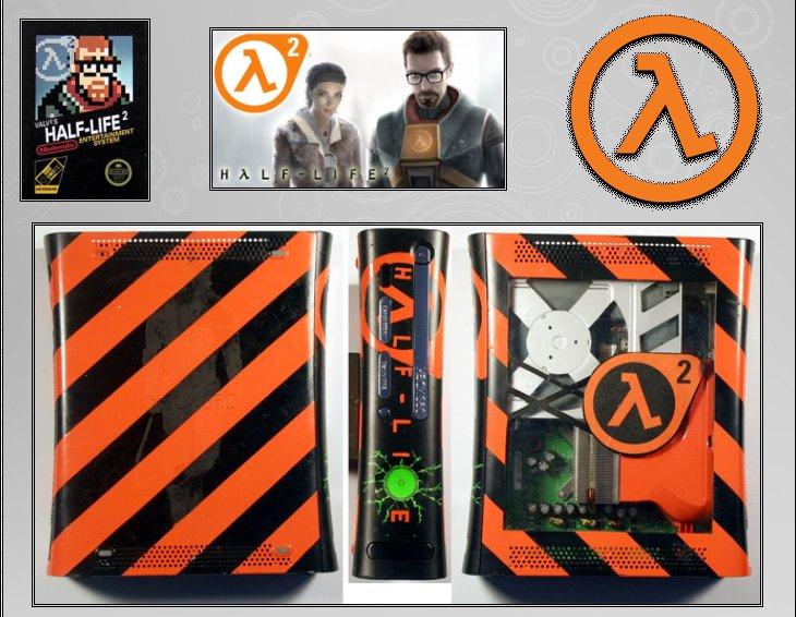 XBOX 360 : Edition HALF LIFE 2 Half_l11