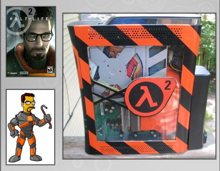 XBOX 360 : Edition HALF LIFE 2 Half_l12