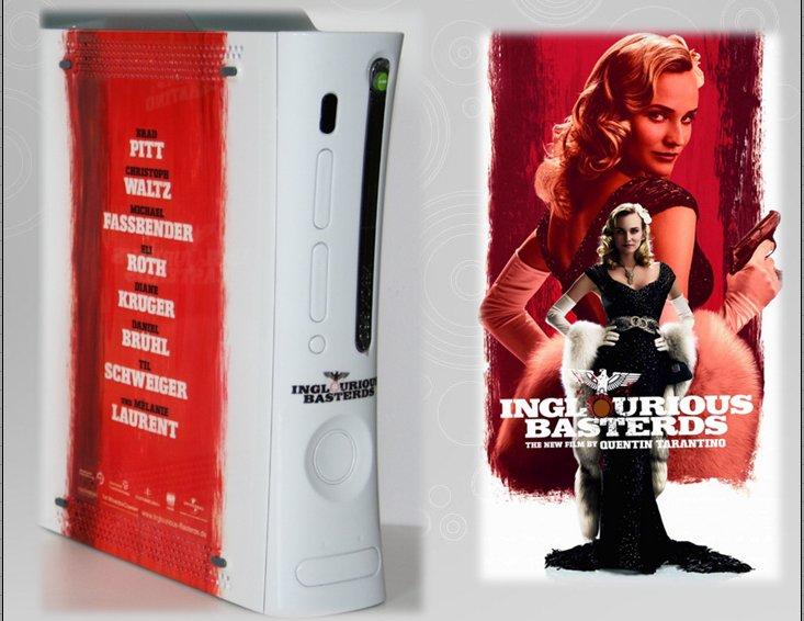 XBOX 360 : Edition INGLOUROIUS BASTERDS   Inglou11