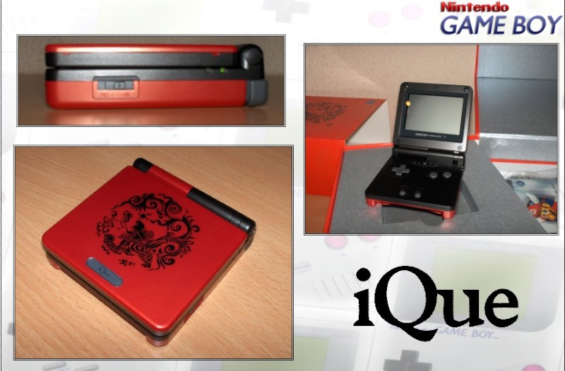 GAMEBOY ADVANCE SP : Edition iQue DRAGON Ique_d12