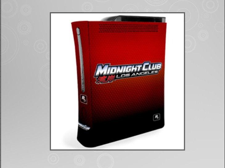 XBOX 360 : Edition MIDNIGHT CLUB Midnig12