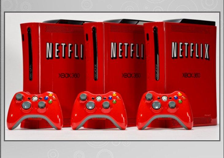 XBOX 360 : Edition NETFLIX Netfli11