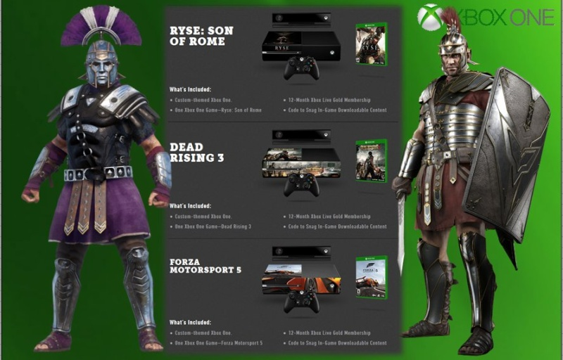 XBOX ONE : Edition RYSE SON OF ROME Ryse_011