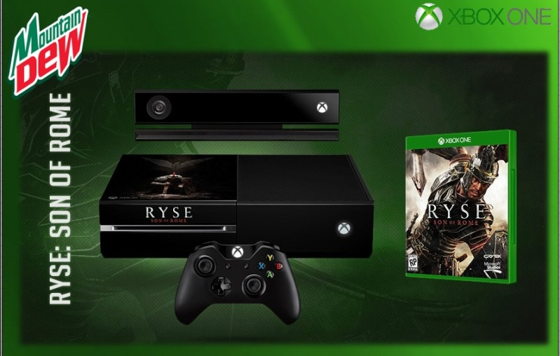 XBOX ONE : Edition RYSE SON OF ROME Ryse_012