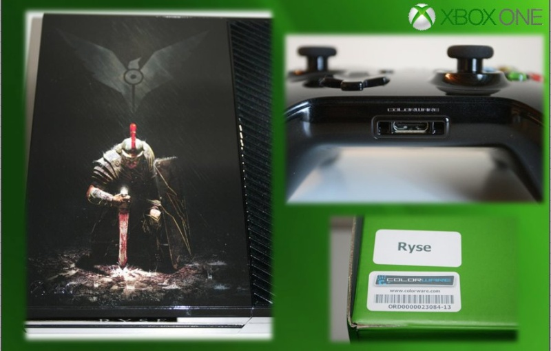 XBOX ONE : Edition RYSE SON OF ROME Ryse_015