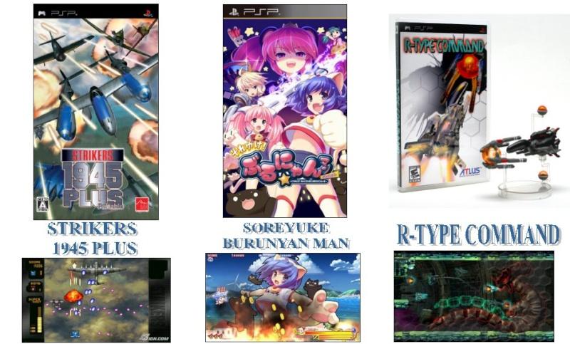 Les Shoots sur PSP Shoot_14