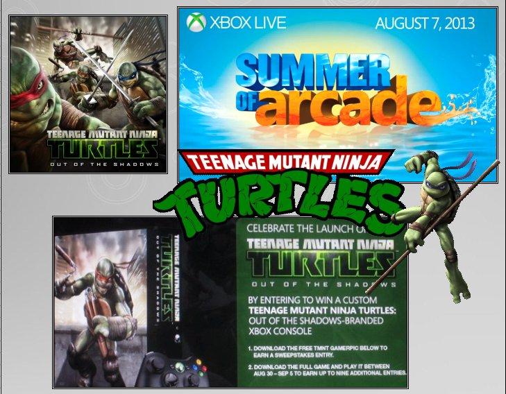 XBOX 360 : Edition TEENAGE MUTANT NINJA TURTLES Tmnt_011