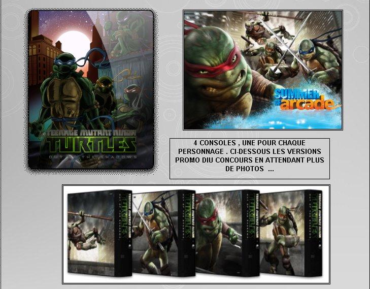 XBOX 360 : Edition TEENAGE MUTANT NINJA TURTLES Tmnt_012