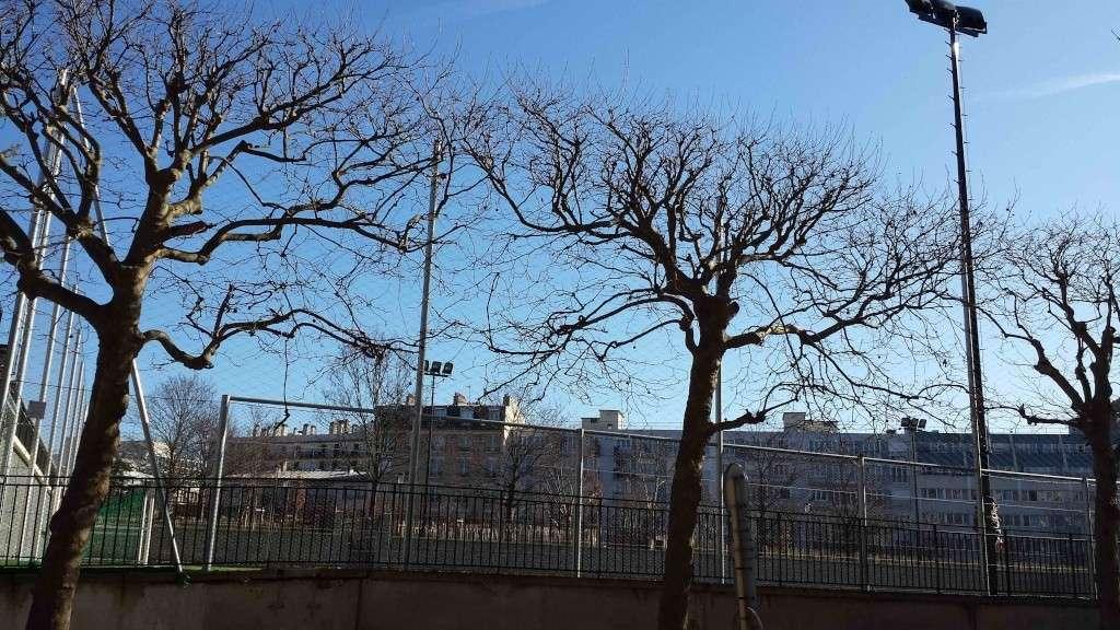 Compte-rendu de la réunion sur le projet d'aménagement du parc Est du 22 janvier 2014 14030213