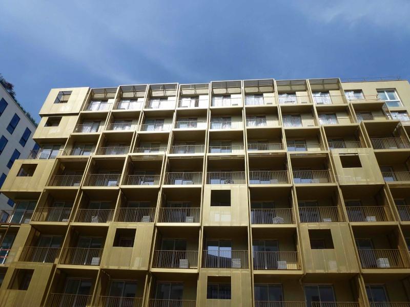 Photos des travaux de Golden Cube P1190430