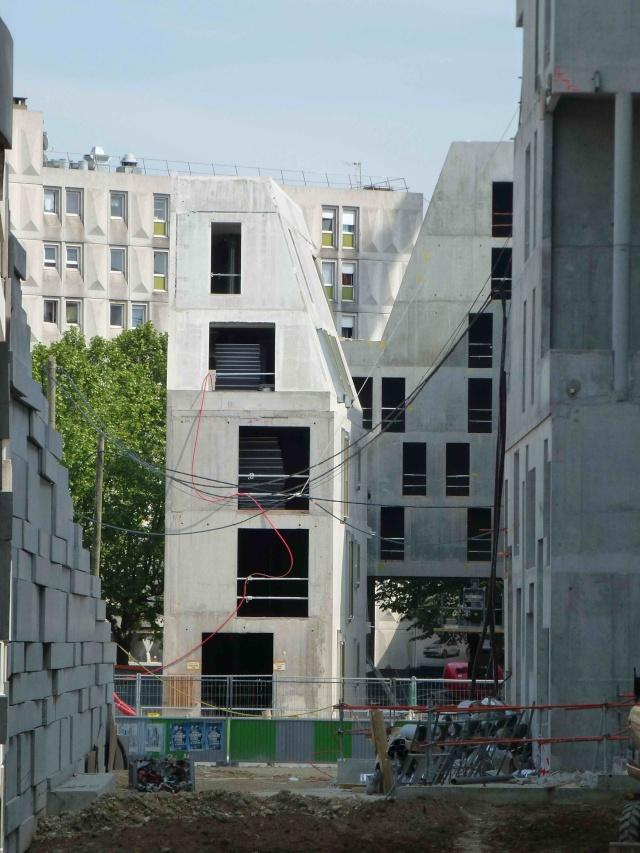 Ilot A5 - Rives de Seine II - Logements sociaux - Page 2 P1190435