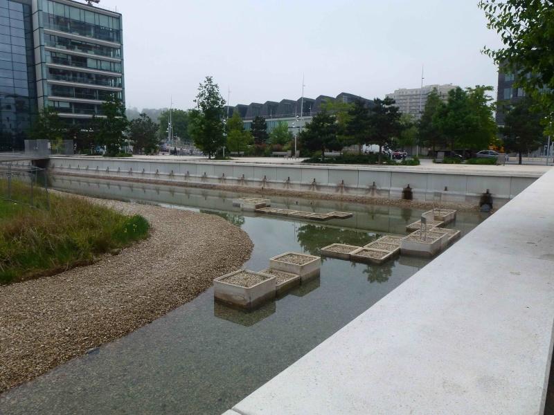Bassin du parc de billancourt page 2 - Amenagement bassin poisson boulogne billancourt ...