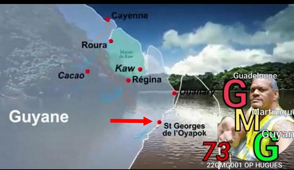 Guyane en Mobile  22gmg011