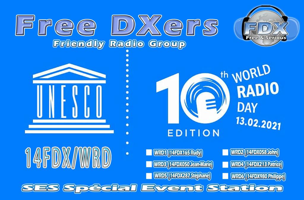 RADIO - Journée Mondiale de la Radio (samedi 13 février 2021) Free_d10