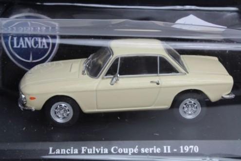 MODELLINI LANCIA FULVIA Nuovo-10