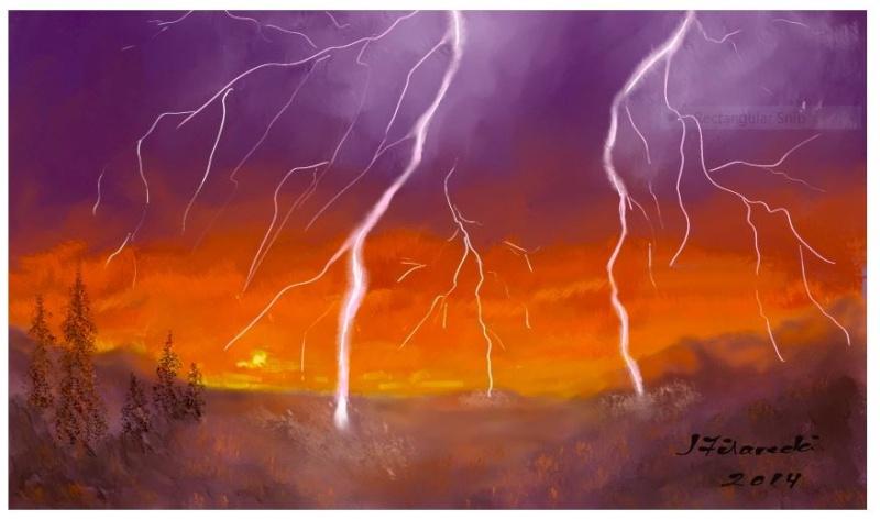 Lightening Storm Lighte12