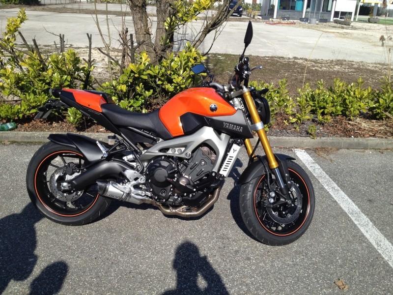 Photos de toutes les Yamaha MT-09 du forum ! :) - Page 4 Img_6311