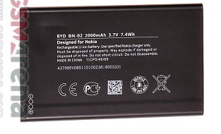 Nokia XL Battery BN-02 117