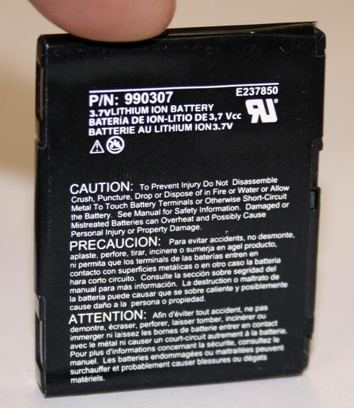 Delphi SKYFi3 Battery 990307 99030710
