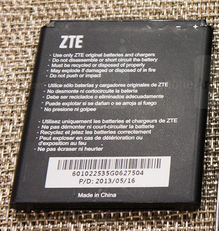 AT&T Z998 Smartphone Battery 99810