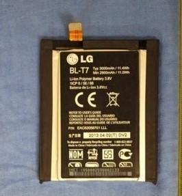 LG Nexus 5 32GB Battery BL-T7 A10