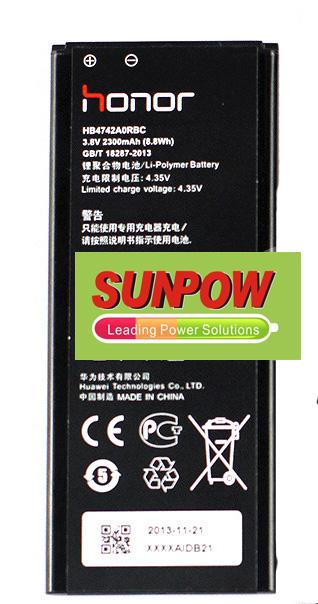 Huawei Honor 3C Battery HB4742A0RBC ML-HW001 A12