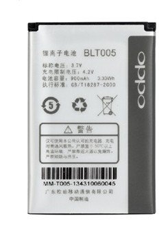 OPPO A100 Battery BLT005 ML-OP003 Blt00510