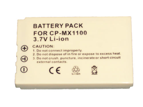 Logitech Harmony  1100 Battery L-LU18 CP-MX1100 Cp-mx110