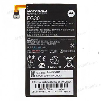 Motorola Electrify M XT901 Battery EG30 Eg3010