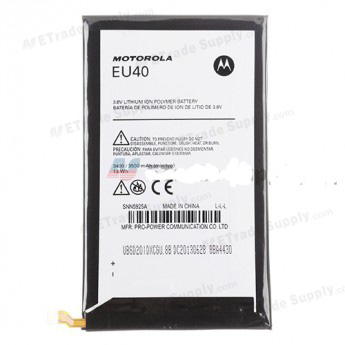 Motorola Droid Ultra XT1080 Battery EU40 ML-M075H Eu4010