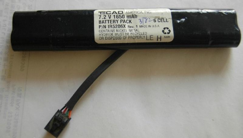 ITC ProTime Microcoagulation System Battery IR5206X MD-TC01 Md-tc010