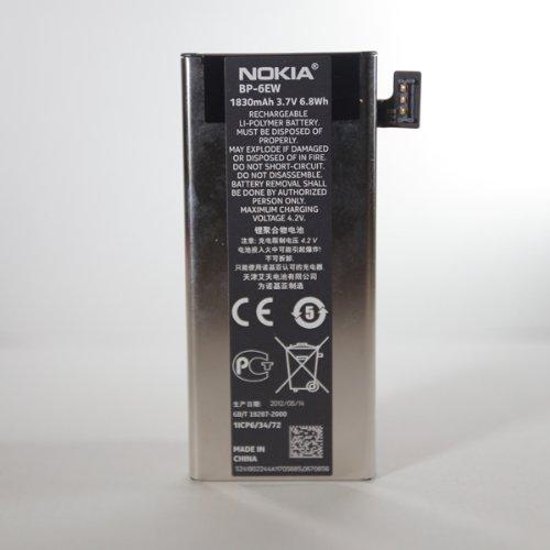 Nokia Lumia 900 Battery BP-6EW N90010