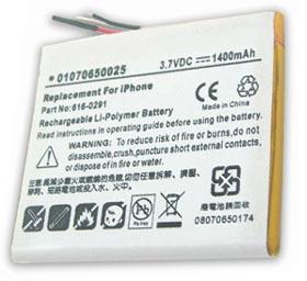 iPhone 1st gen Battery 616-0291 PA-IP001 Pa-ip010