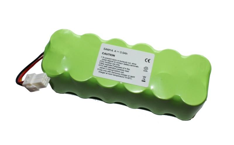 Samsung NaviBot SR8840 Robotic Cleaner Battery RC-NMSR840 Rc-nms10