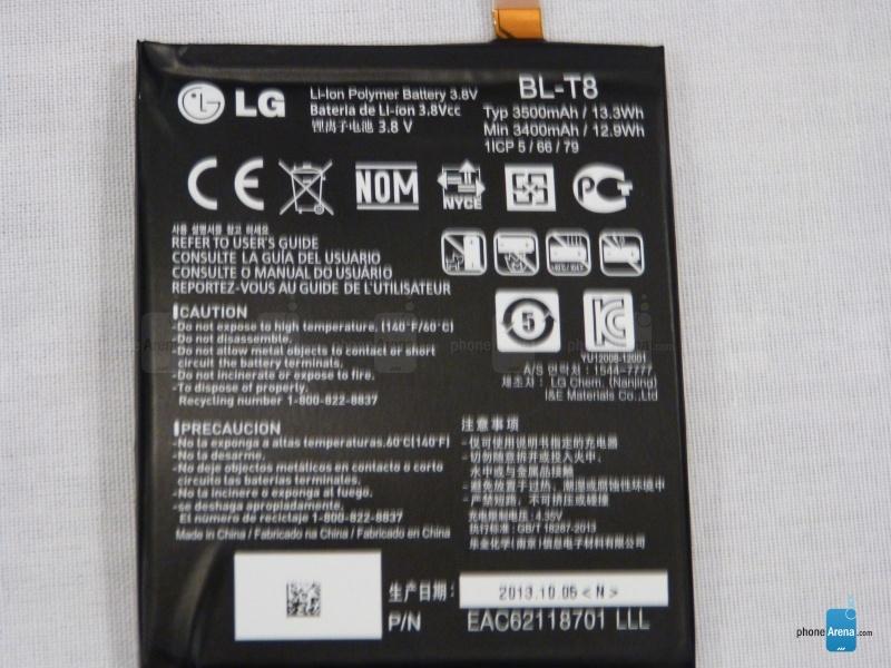 LG G Flex Battery BL-T8 T810