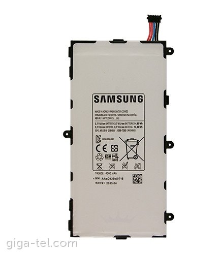 "Samsung Galaxy Tab 3 7"" SM-T211 Battery T4000E DR-T210 Tab310"