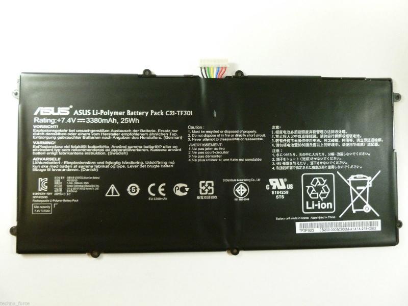 Asus Transformer Pad Infinity TF701T Battery C21-TF301 Tf30110