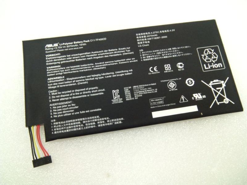 ASUS Transformer Pad TF400 Battery C11-TF400CD Tf40010
