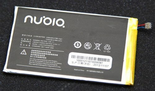 ZTE Nubia Z5 Mini Battery Li3822T43p3h844941 Z5s12