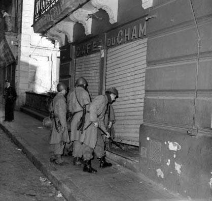 Le 9ème RZ dans la bataille d'Alger (27 janvier 1957) 17_g11