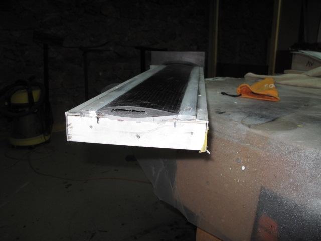 Mat et fuselage à structure métallique   Img_2831