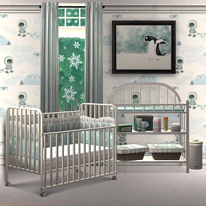 Комнаты для младенцев и тодлеров - Страница 8 2i131272