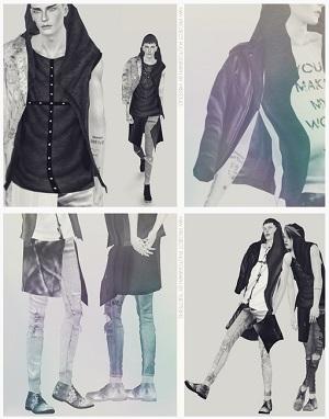 Повседневная одежда (комплекты с брюками, шортами)   - Страница 4 2i131283