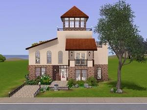 Жилые дома (небольшие домики) - Страница 29 2i131f56
