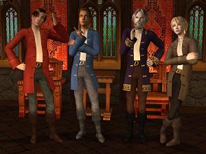 Старинные наряды, костюмы - Страница 3 2i131f73