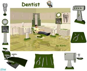 Все для больницы Dentis10