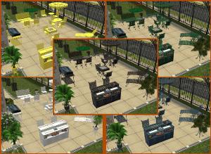 Патио, скамейки - Страница 2 Imag1034